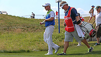 Jaco Van Zyl (RSA) leads off down the 17th during Round Three of the 2015 Alstom Open de France, played at Le Golf National, Saint-Quentin-En-Yvelines, Paris, France. /04/07/2015/. Picture: Golffile | David Lloyd<br /> <br /> All photos usage must carry mandatory copyright credit (© Golffile | David Lloyd)