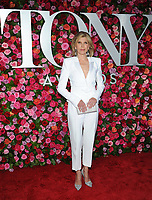 NEW YORK, NY - JUNE 10: Christine Baranski attends the 72nd Annual Tony Awards at Radio City Music Hall on June 10, 2018 in New York City.  <br /> CAP/MPI/JP<br /> &copy;JP/MPI/Capital Pictures