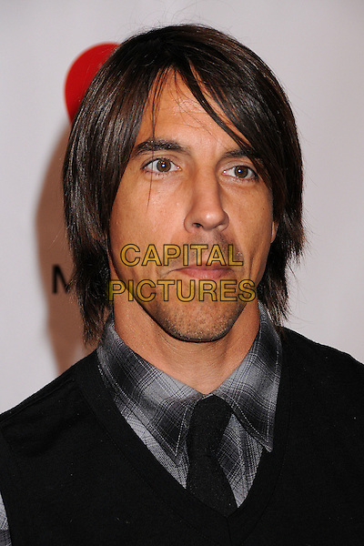 ANTHONY KIEDIS - RED HOT CHILI PEPPERS.4th Annual MusiCares MAP Fund Benefit Concert at the Music Box Theatre, Hollywood, California, USA..May 9th, 2008.headshot portrait chilli .CAP/ADM/BP.©Byron Purvis/AdMedia/Capital Pictures.