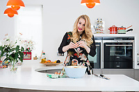 "Alana Spencer - Narna's Cakes - artisan cake maker, and one of the contestants in the 2016 series of The Apprentice reality TV programme.<br /> Re: Apprentice winner Alana Spencer's cake company has had to recall almost all of its range because of health risks.<br /> Food Standards Agency investigators said Ridiculously Rich by Alana inaccurately labelled its products.<br /> Some allergens were not listed and others were ""not correctly declared"", the agency said.<br /> A spokesman for the Aberystwyth company insisted only products sold online - less than 10% of its business - had been inaccurately labelled.<br /> But the FSA's advice to the public does not distinguish between products the company sells online or through retail and wholesale outlets.<br /> It warned that people with an allergy to soya, egg, peanuts, wheat, barley, oats or sulphates were at risk."