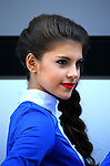 Russian GP Impressions - Grid Girls<br /> for the complete Middle East, Austria & Germany Media usage only!<br />  Foto © nph / Mathis