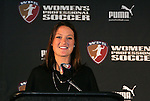 16 January 2009: Brittany Bock was taken by the Los Angeles Sol with the fifth overall pick. The 2009 inaugural Womens Pro Soccer (WPS) Draft was held at the Convention Center in St. Louis, Missouri in conjuction with the National Soccer Coaches Association of America's annual convention.