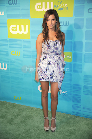 Ashley Tisdale at the 2010 CW Upfront Green Carpet Arrivals at Madison Square Garden in New York City. May 20, 2010.Credit: Dennis Van Tine/MediaPunch
