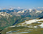 San Juan Mountains from the east at Engineer Pass, Silverton, Colorado, USA .  John leads wildflower photo tours into American Basin and throughout Colorado. All-year long. .  John leads private photo tours in Telluride and the San Juan Mountains. Year-round Colorado photo tours.