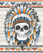 Dreams, MASCULIN, MÄNNLICH, MASCULINO, paintings+++++,MEDAMEN05/4,#M#, EVERYDAY ,skull,death