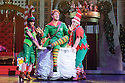 London, UK. 03.11.2015. ELF THE MUSICAL opens at the Dominion Theatre, Tottenham Court Road. Picture shows: Ben Forster (Buddy),   and ensemble. Photograph © Jane Hobson.