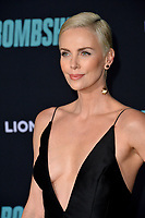 "LOS ANGELES, USA. December 11, 2019: Charlize Theron at the premiere of ""Bombshell"" at the Regency Village Theatre.<br /> Picture: Paul Smith/Featureflash"