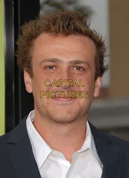 "JASON SEGEL.The Universal Pictures' World Premiere of ""Knocked Up"" held at The Mann's Village Theatre in Westwood, California, USA..May 21th, 2007.headshot portrait .CAP/DVS.©Debbie VanStory/Capital Pictures"