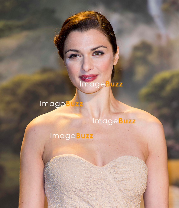 """Rachel Weisz attends the UK premiere of """" Oz The Great And Powerful """" held at the Empire Leicester Square, in London. on February 28, 2013."""