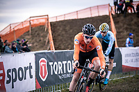 Ryan Kamp (NED)<br /> <br /> Men's U23 race<br /> UCI 2020 Cyclocross World Championships<br /> Dübendorf / Switzerland<br /> <br /> ©kramon