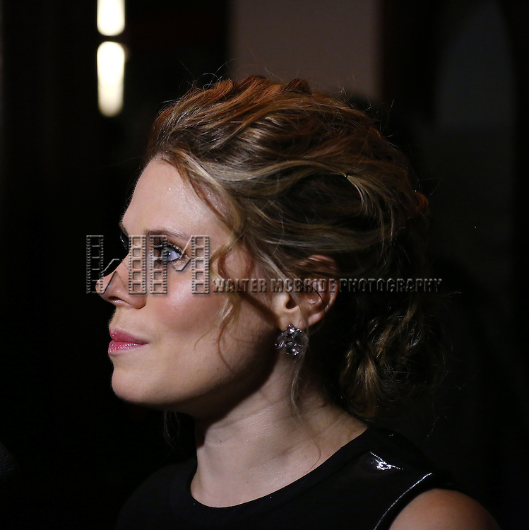 Celia Keenan-Bolger 'In The Spotlight' at the Broadway Opening Night After Party for 'The Glass Menagerie' at the Redeye Grill on September 26, 2013 in New York City.