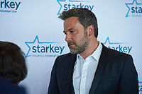 "ST. PAUL, MN JULY 16: Ben Affleck on the red carpet at the Starkey Hearing Foundation ""So The World May Hear Awards Gala"" on July 16, 2017 in St. Paul, Minnesota. Credit: Tony Nelson/Mediapunch"