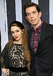 "Annamarie Tendler and John Mulaney attends the Broadway Opening Night Performance for ""Beetlejuice"" at The Wintergarden on April 25, 2019  in New York City."