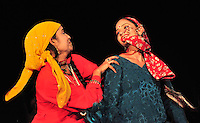 Folk Dance of the Himalayan foothills, India