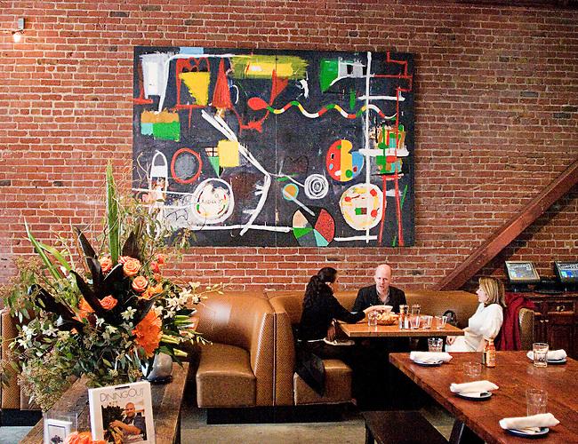 Tres Agaves Restaurant, San Francisco, California