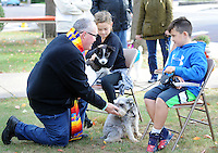 Blessing of The Pets in Perkasie, Pennsylvania