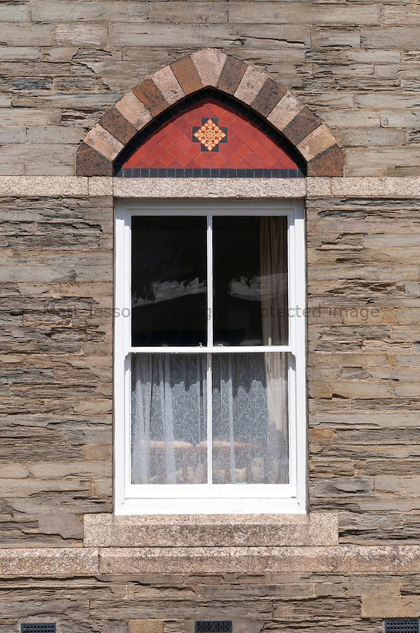 Lostwithiel window