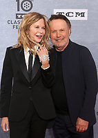 11 April 2019 - Hollywood, California - Meg Ryan, Billy Crystal. 2019 10th Annual TCM Classic Film Festival - The 30th Anniversary Screening of &ldquo;When Harry Met Sally&rdquo; Opening Night  held at TCL Chinese Theatre. <br /> CAP/ADM/FS<br /> &copy;FS/ADM/Capital Pictures