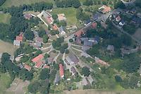 Deutschland, Niedersachsen, Dorf , Rundling
