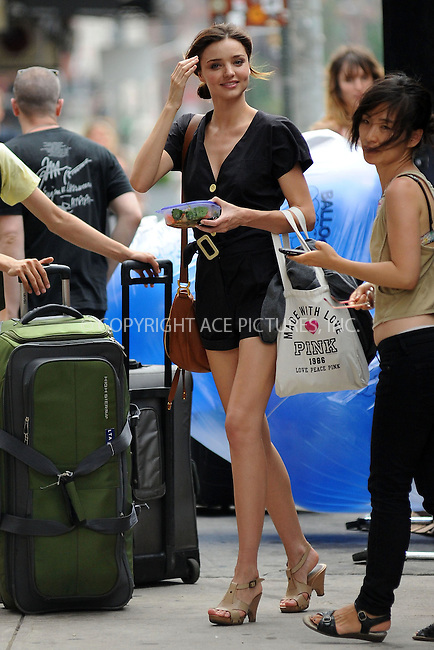 WWW.ACEPIXS.COM . . . . . ....June 28 2010, New York City....Model Miranda Kerr spotted in the Meatpacking District on June 28 2010 in New York City....Please byline: KRISTIN CALLAHAN - ACEPIXS.COM.. . . . . . ..Ace Pictures, Inc:  ..(212) 243-8787 or (646) 679 0430..e-mail: picturedesk@acepixs.com..web: http://www.acepixs.com