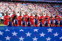 USWNT vs Chile, June 16, 2019
