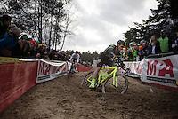 Sven Nys (BEL/Crelan-AAdrinks)<br /> <br /> 2016 Belgian National CX Championships