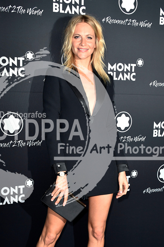 Poppy Delevingne beim Montblanc Travel & the Arts Events vor dem Gallery Weekend im Metropoltheater. Berlin, 24.04.2019