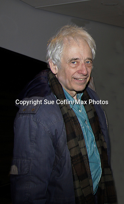 One Life To Live Austin Pendleton came to see Shakespeare's King Lear on April 19, 2014 at Theatre for a New Audience - Polonsky Shakespeare Center, Brooklyn, New York. (Photo by Sue Coflin/Max Photos)
