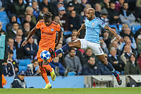 Manchester City v Lyon - Champions League - 19.09.2018