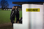 Home manager Ian Long pictured in the dugout during the second-half at Lye Meadow as Alvechurch hosted Highgate United in a Midland Football League premier division match. Originally founded in 1929 and reformed in 1996 after going bust, the club has plans to move from their current historic ground to a new purpose-built stadium in time for the 2017-18 season. Alvechurch won this particular match by 3-0, watched by 178 spectators, taking them back to the top of the league.