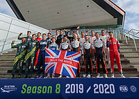 2019 WEC British drivers photo during the WEC 4HRS of SILVERSTONE at Silverstone Circuit, Towcester, England on 30 August 2019. Photo by Vince  Mignott.