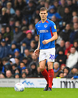 Sean Raggett of Portsmouth during Portsmouth vs Gillingham, Sky Bet EFL League 1 Football at Fratton Park on 12th October 2019