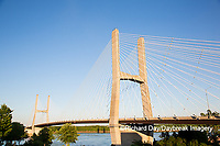 65095-02317 Bill Emerson Memorial Bridge over Mississippi River Cape Girardeau, MO
