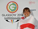 03/08/2014 - Team England Press Conf - Commonwealth Games Glasgow 2014 - SECC - Glasgow - UK
