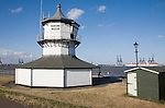 Maritime museum in former lighthouse built 1818, Harwich, Essex, England