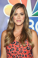 BEVERLY HILLS, CA - AUGUST 8: JoJo Fletcher at the 2019 NBC Summer Press Tour at the Wilshire Ballroom in Beverly Hills, California o August 8, 2019. <br /> CAP/MPIFS<br /> ©MPIFS/Capital Pictures