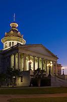 South Carolina State capitol building  Columbia