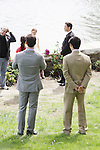 "Melissa Archer & Tom Pelphrey & Actors Kai Chapman and One Life To Live David Gregory ""Ford"" - Shooting on set May 1, 2011 - ""Excuse Me For Living"" - A Romantic Comedy - an Independent Film written, directed and produced by Ric Klass. (Photos by Sue Coflin/Max Photos)"