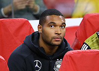 Jonathan Tah (Deutschland Germany) - 13.10.2018: Niederlande vs. Deutschland, 3. Spieltag UEFA Nations League, Johann Cruijff Arena Amsterdam, DISCLAIMER: DFB regulations prohibit any use of photographs as image sequences and/or quasi-video.