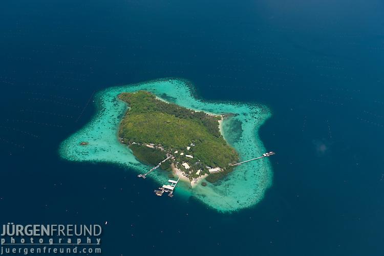 Jewelmer Pearlfarm aerial view