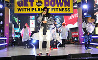 "NEW YORK - DECEMBER 31: Snoop Dogg rehearses for ""FOX'S New Years Eve with Steve Harvey: Live From Times Square"" on December 31, 2018 in New York City. (Photo by Stephen Smith/Fox/PictureGroup)"