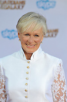 Glenn Close at the world premiere of her movie &quot;Guardians of the Galaxy&quot; at the El Capitan Theatre, Hollywood.<br /> July 21, 2014  Los Angeles, CA<br /> Picture: Paul Smith / Featureflash
