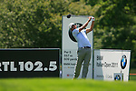 Pablo Larrazabal (ESP) tees off on the 5th hole during Day 3 of the BMW Italian Open at Royal Park I Roveri, Turin, Italy, 11th June 2011 (Photo Eoin Clarke/Golffile 2011)