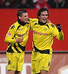 Fussball Bundesliga 2010/11, 15. Spieltag: 1. FC Nuernberg - Borussia Dortmund