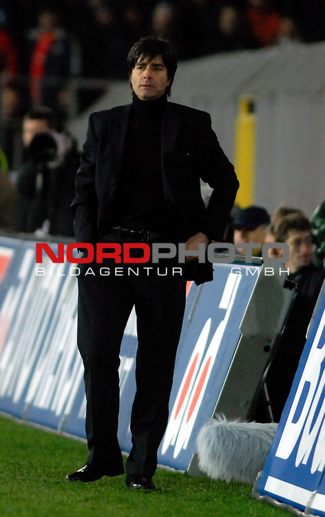 EM 06/07 Qualifikation Gruppe: D - <br /> Europameisterschafts-Endrunde<br /> <br /> Tschechien ( CZE ) - Deutschland ( GER ) 1 - 2<br /> <br /> Trainer GER: Joachim Loew<br /> <br /> Foto :&copy; nph (nordphoto) *** Local Caption ***