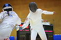 Nozomi Nakano (JPN), .APRIL 22, 2012 - Fencing : .Asian Fencing Championships 2012,  .Womens Epee Individual .at Wakayama Big Wave, in Wakayama, Japan. .(Photo by Akihiro Sugimoto/AFLO SPORT) [1080]