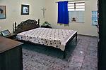 Casa de Luiz Gonzaga, Parque Asa Branca, Gonzagao em Exu. Pernambuco. 2016. Foto de Candido Neto.