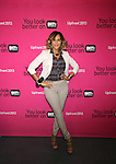 Actress Nicole Ari Parker Attends BET Networks 2013 Upfront Presentation for BET and CENTRIC Held at Jazz at Lincoln Center Frederick P Rose Hall, NY 4/16/13