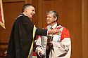 Honorary Graduand Prof David Hempton. Photo/Paul McErlane