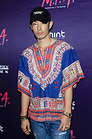 LOS ANGELES - OCT 2: Vanness Wu at the premiere of Dark Sky Films' 'M.F.A.' at The London West Hollywood on October 2, 2017 in West Hollywood, California